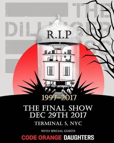 DEP last show